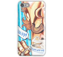 Tealightful! iPhone Case/Skin