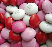 Valentine M&M's by Susan S. Kline