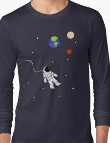 Space Oddysey Long Sleeve T-Shirt