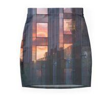 Downtown Sunset  Pencil Skirt