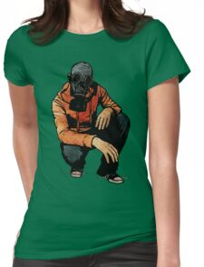 Leroy Has A Moment Of Reflection Before Returning To Battle Womens Fitted T-Shirt