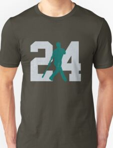 The Kid (Teal & Gray) T-Shirt