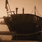 The Floating Diner by Omar Dakhane