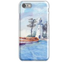 Day On The Island iPhone Case/Skin