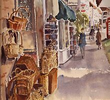 Shopping in Tenterden by Beatrice Cloake