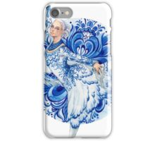 - Gzhel - iPhone Case/Skin