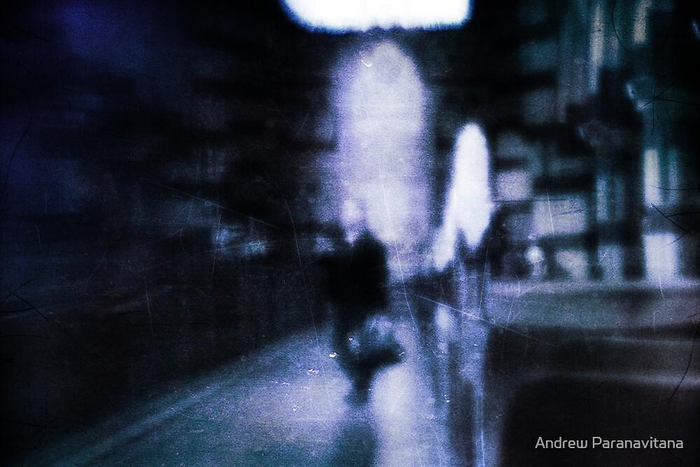 Haunted by Andrew Paranavitana