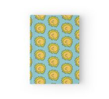 Unhappy Sun Hardcover Journal
