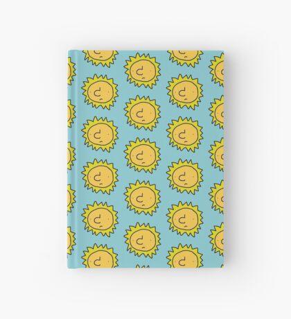 Unhappy Sun Hardcover Journal