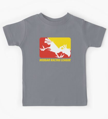 Midgar Racing League Kids Tee