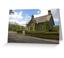 Arncliffe Cottage Greeting Card