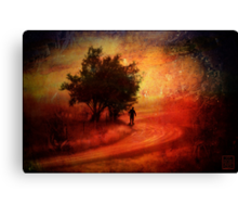 years to go . . . Canvas Print