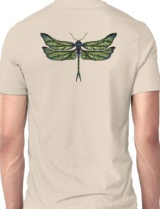 Dragonfly - Light Colours Unisex T-Shirt
