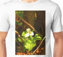 The woods is blooming ! Sign of Peace and Hope Unisex T-Shirt