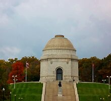McKinley Monument in Canton, OH by Tim White
