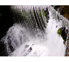 Stock Ghyll Force Photographic Print