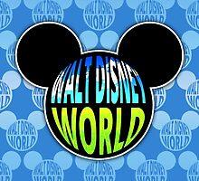 Walt Disney World Earth by Doug Milewski