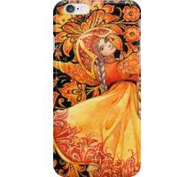 - Khokhloma - iPhone Case/Skin