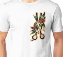 Barber 01 Unisex T-Shirt