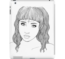 Doll iPad Case/Skin