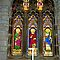 Window #2 - St Oswald&#x27;s Church - Arncliffe by Trevor Kersley