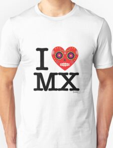 I Love MX T-Shirt