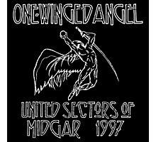 Led Highwind: One-Winged Angel Photographic Print
