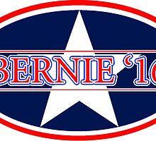 Bernie 2016 - Dark Background by colormecolorado