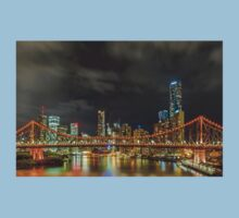 BrisVegas - Qld Australia Baby Tee