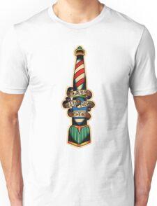 Barber 06 Unisex T-Shirt