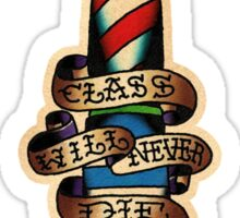 Barber 06 Sticker