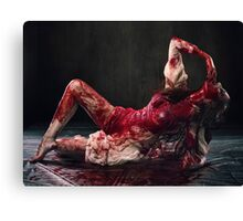Your Blood Canvas Print