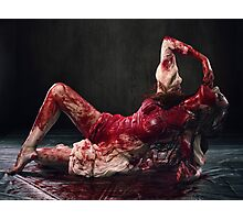 Your Blood Photographic Print