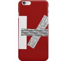 Twenty One Pilots Logo - Blurryface Textures iPhone Case/Skin