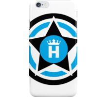 Star Hoss Circle Badge iPhone Case/Skin