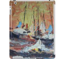 Orange Sail iPad Case/Skin