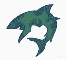 Shark by Mile High Mason Designs
