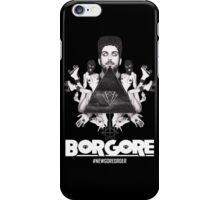 Borgore #NEWGOREORDER Poster iPhone Case/Skin