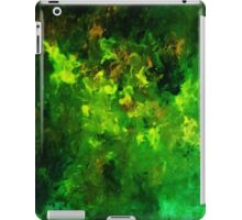 EMERALD GREEN iPad Case/Skin