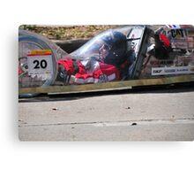 Eco Racer Canvas Print