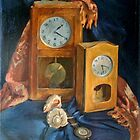 The Halted Time  by Alla Melnichenko