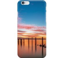 A Sea of Orange - Cleveland Qld Australia iPhone Case/Skin