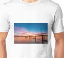 A Sea of Orange - Cleveland Qld Australia Unisex T-Shirt
