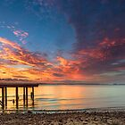 Morning Tide - Cleveland Qld Australia by Beth  Wode