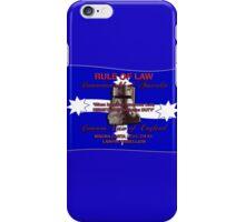 Magna Carta Rule of Law 1215 Australia iPhone Case/Skin