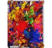 A DASH OF COLOUR iPad Case/Skin