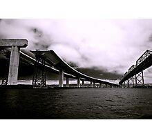 Building Bridges Photographic Print