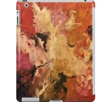 WHITE FLAME iPad Case/Skin