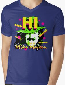 HI This is Mike Mareen Mens V-Neck T-Shirt