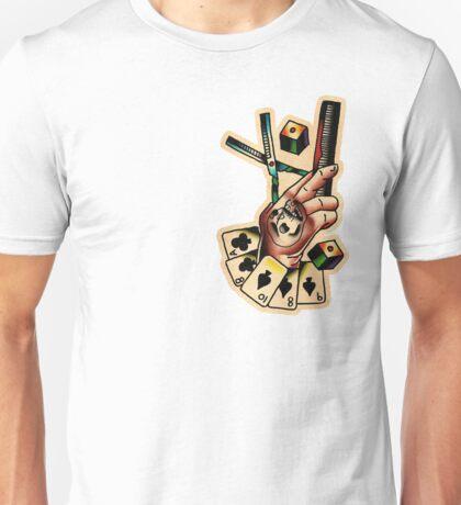 Barber 16 Unisex T-Shirt